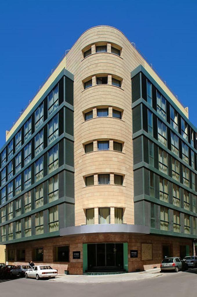 Hotel innside palma center palma de mallorca mallorca for Hotel innside