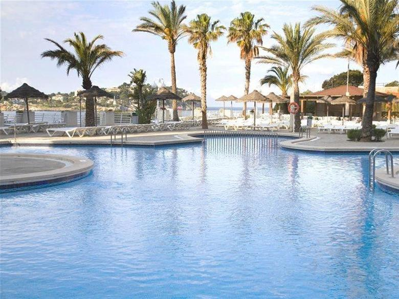 hotel trh jardin del mar santa ponsa mallorca