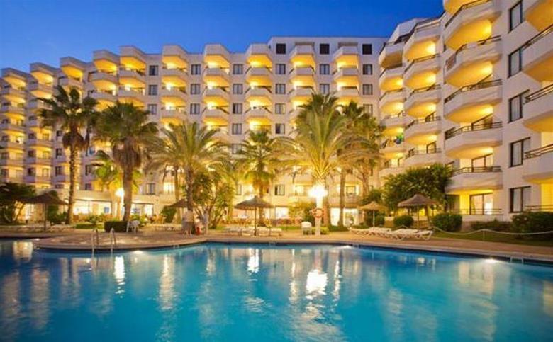 Hotel trh jardin del mar santa ponsa mallorca for App hotel trh jardin del mar