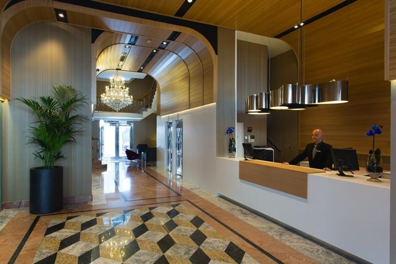 Hotel vp jardn de recoletos madrid - Restaurante el jardin de recoletos ...