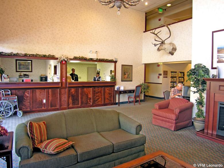 Hotel Best Western Fairbanks Inn