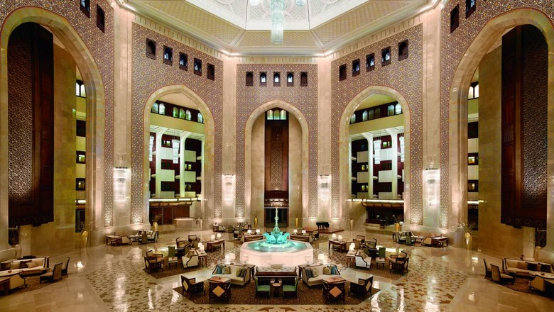 Hotel Intercontinental Al Bustan Palace Muscat