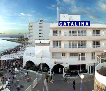 Hotel Catalina - Cafe Del Mar
