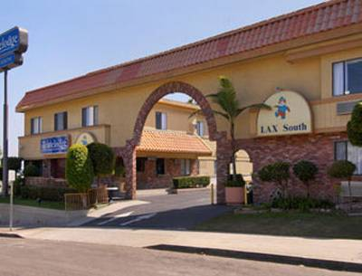 Hotel Travelodge Lax South El Segundo