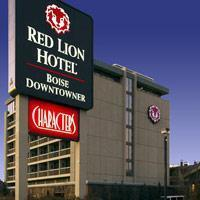 Red Lion Hotel Boise Downtowner