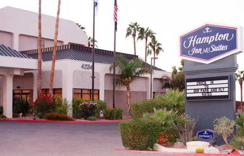Hotel Hampton Inn & Suites Phoenix Airport South Az