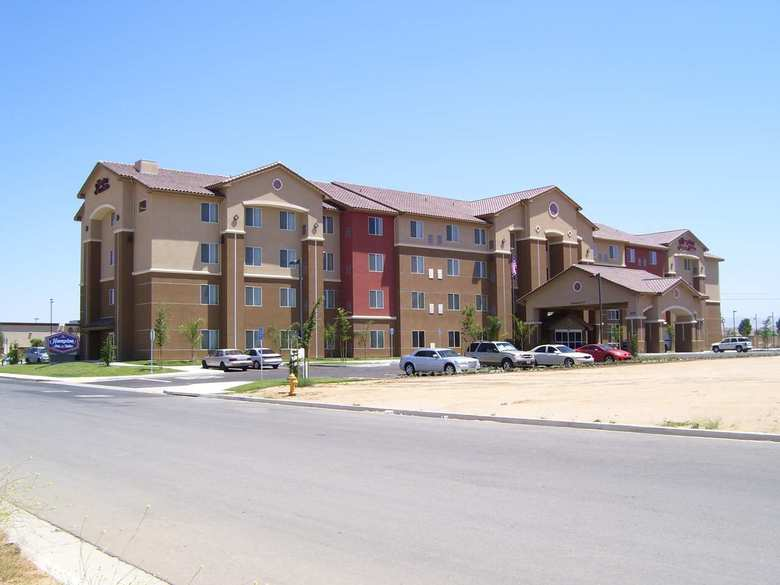 Hotel Hampton Inn & Suites Bakersfield North Airport
