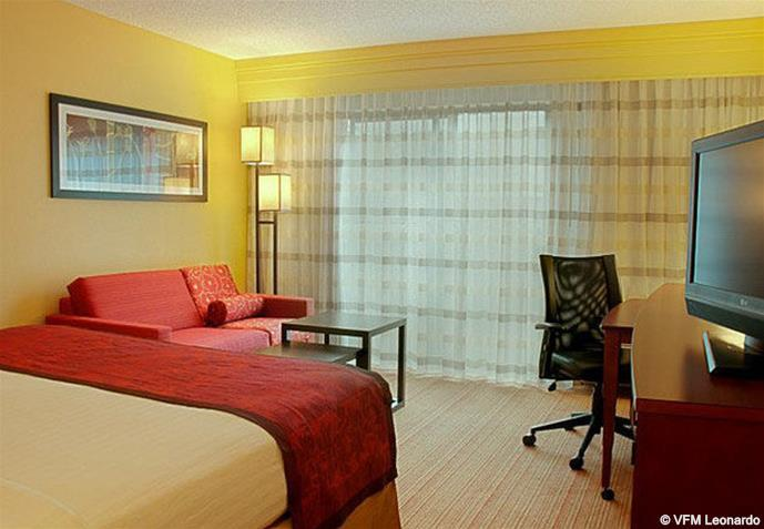 Hotel Courtyard By Marriott Houston Westchase