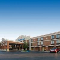 Hotel Comfort Inn Research Triangle Park