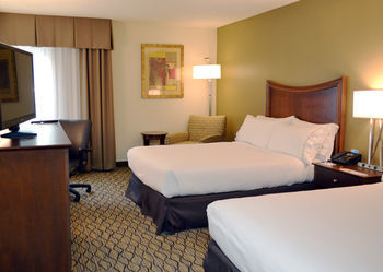 Hotel Holiday Inn Express Tampa/brandon