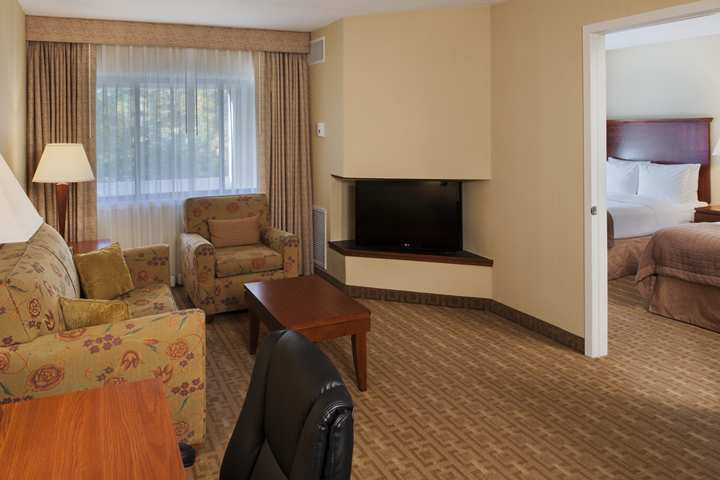 Hotel Doubletree Guest Suites Indianapolis/carmel