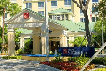 Hotel Hilton Garden Inn Fort Lauderdale/hollywood Airport