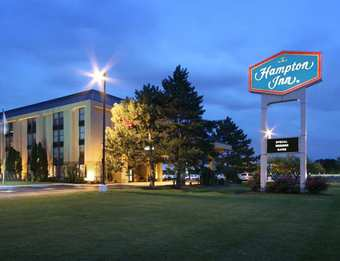 Hotel Hampton Inn Detroit/madison Heights