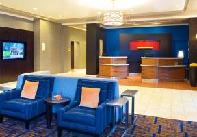 Hotel Marriott Courtyard Billerica/bedford