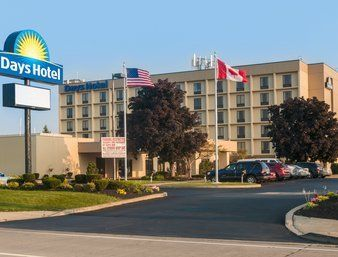 Hotel Days Inn Buffalo Airport