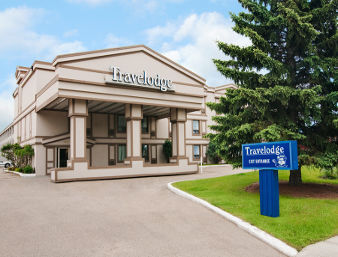 Hotel Travelodge Red Deer