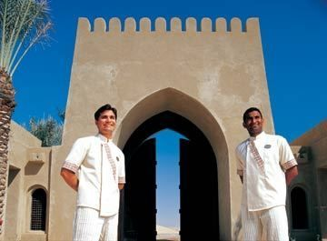 Hotel Bab Al Shams Desert Resort And Spa