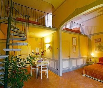 Residencia Firenze Suite