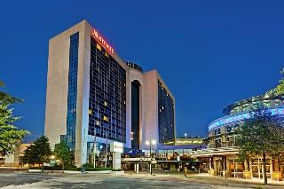 Hotel Chattanooga Marriott At The Convention Center
