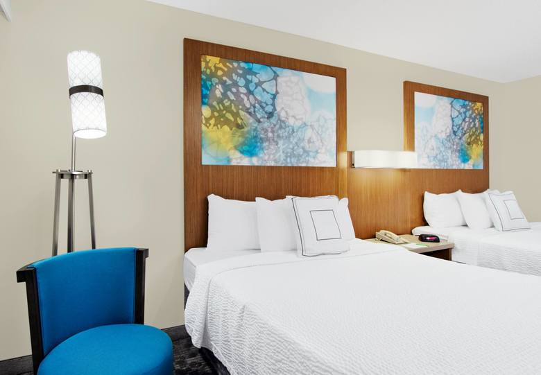 Hotel Courtyard By Marriott Cocoa Beach/cape Canaveral