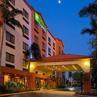 Hotel Holiday Inn Express Fort Lauderdale Airport West