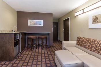 Hotel Microtel Inn & Suites Airport