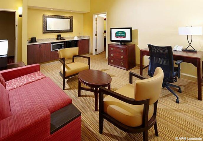 Hotel Courtyard By Marriott Lafayette Airport