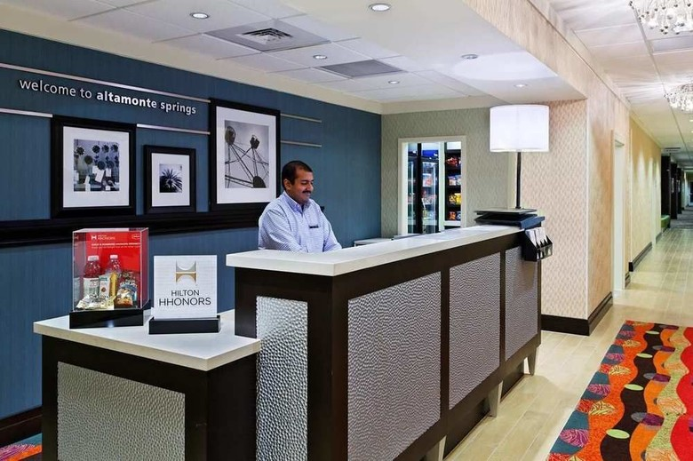 Hotel Hampton Inn Orlando-north