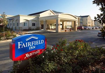 Hotel Fairfield Inn Sacramento Cal Expo