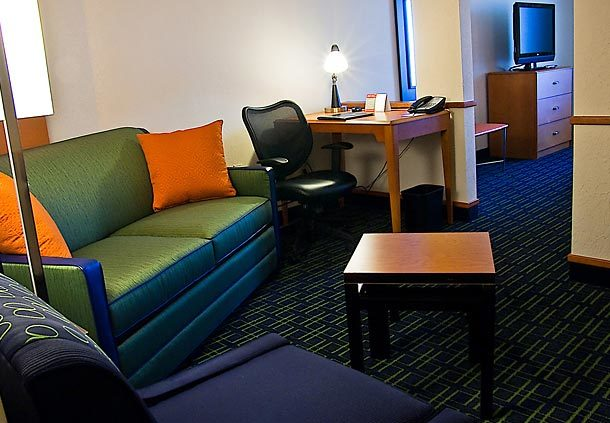 Hotel Fairfield Inn & Suites Marriott Tampa East/casino