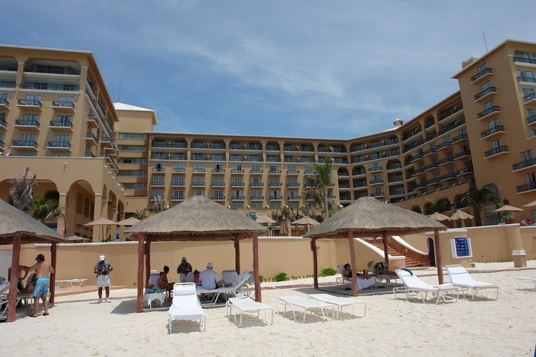 Hotel Ritz Carlton Cancun