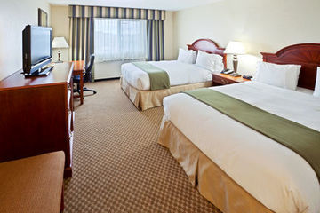 Hotel Holiday Inn Express & Suites Fairbanks