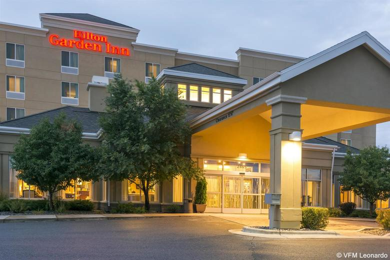 Hotel Hilton Garden Inn Billings