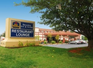 Hotel Best Western Plus Broadway Inn & Suites
