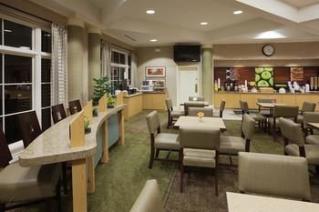 Hotel La Quinta Inn  Suites Salt Lake City Airport