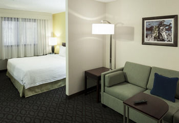 Hotel Springhill Suites Dallas West End