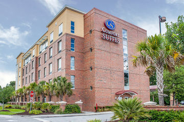 Hotel Comfort Suites West Of The Ashley