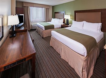 Hotel Holiday Inn Express Forth Worth-downtown