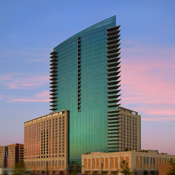 Hotel Omni Fort Worth