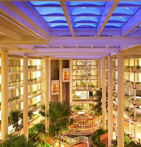 Hotel Embassy Suites Parsippany