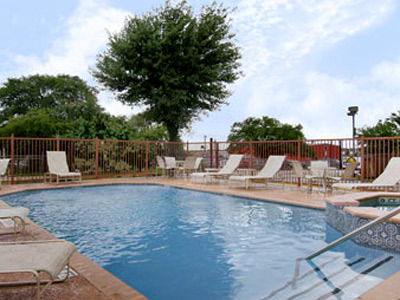 Hotel Days Inn San Antonio