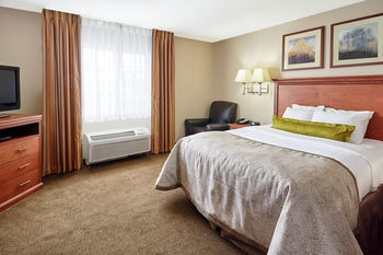 Hotel Candlewood Suites Milwaukee Airport