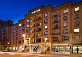 Hotel Courtyard By Marriott Milwaukee Downtown