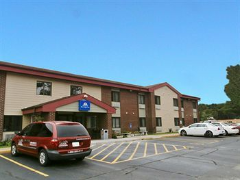 Hotel Americas Best Value Inn-wisconsin Rapids