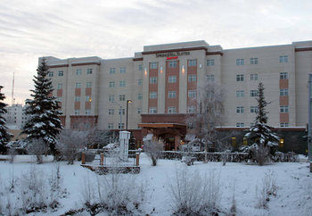 Hotel The Fairbanks Springhill Suites By Marriott