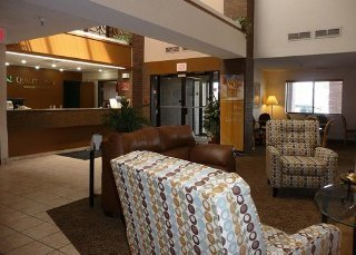 Hotel Quality Inn St. Cloud