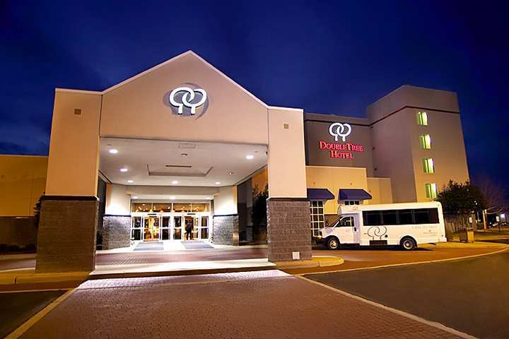 Doubletree Hotel Richmond Airport