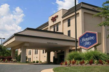 Hotel Hampton Inn Potomac Mills/woodbridge