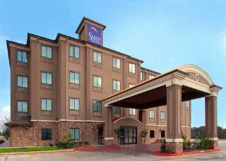 Hotel Sleep Inn & Suites At Six Flags