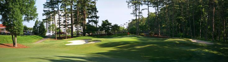 Hotel Embassy Suites Greenville Golf Resort & Conference Center